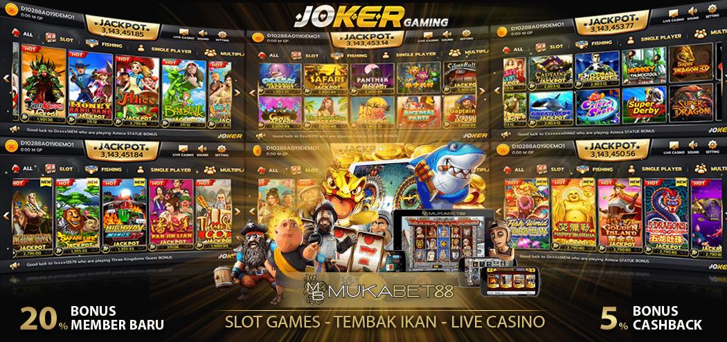 JOKER123: Tembak Ikan Online | Slot Online | Live Casino