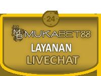 Livechat Muka Bet88